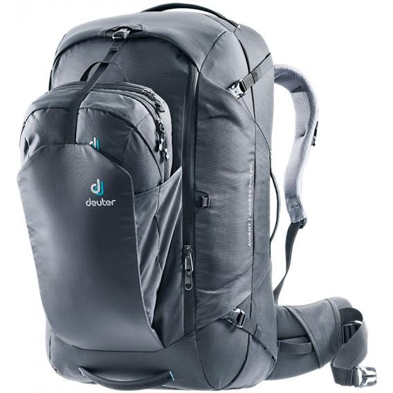 Deuter AViANT Access Pro 60 Reiserucksack Daypack black hier im Deuter-Shop günstig online bestellen