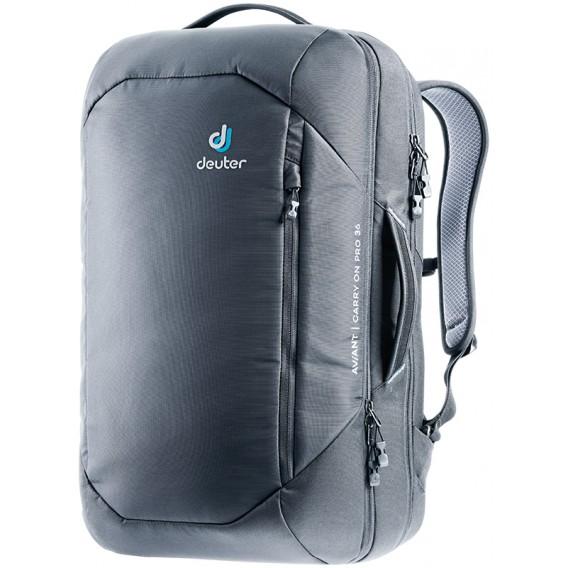 Deuter AViANT Carry On Pro 36 Reiserucksack Daypack black hier im Deuter-Shop günstig online bestellen