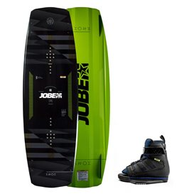 Jobe Knox Wakeboard 143 & Republik Bindung Set