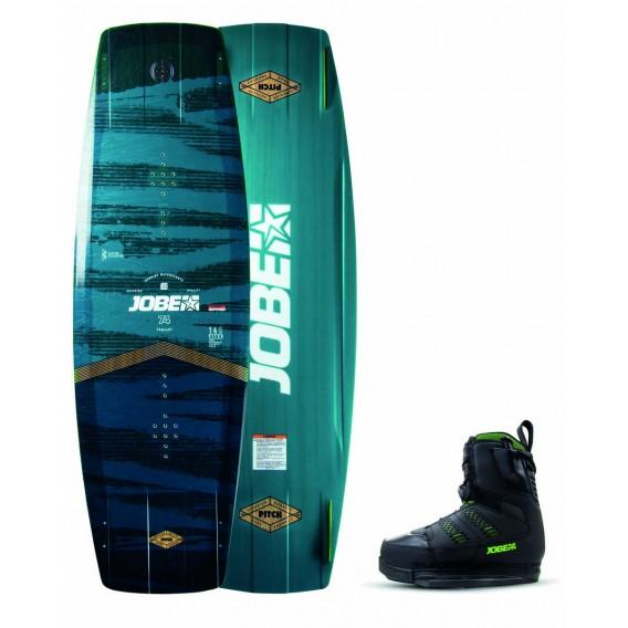Jobe Pitch Wakeboard 140 & Nitro Bindung Schwarz Set hier im Jobe-Shop günstig online bestellen