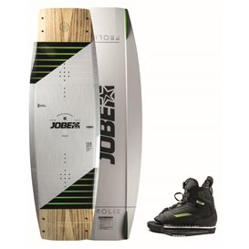 Jobe Prolix Wakeboard 134 & Unit Bindung Set