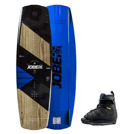 Jobe Maddox Wakeboard 138 & Republik Bindung Set