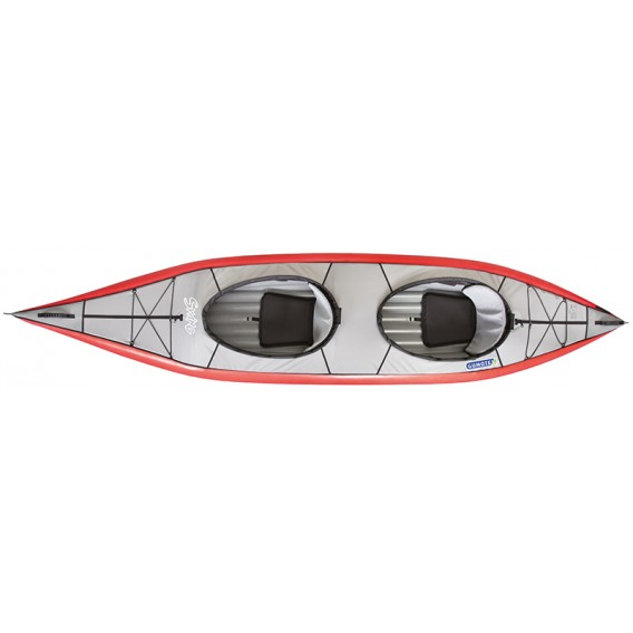 Gumotex Swing II 2er Kajak Luftkajak Schlauchkajak Nitrilon hier im Gumotex-Shop günstig online bestellen