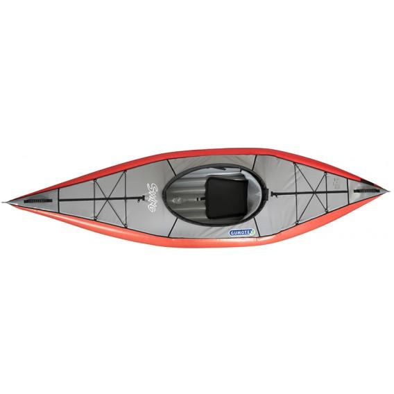 Gumotex Swing I 1er Kajak Luftkajak Schlauchkajak Nitrilon hier im Gumotex-Shop günstig online bestellen