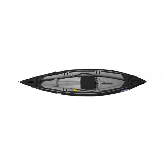 Gumotex Rush I Kajak 1er Drop-Stitch Nitrilon Kajak Luftboot schwarz hier im Gumotex-Shop günstig online bestellen