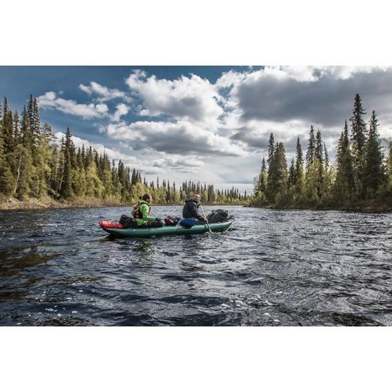 Gumotex Palava 2er Kanadier Schlauchboot Trekking Kanu grün hier im Gumotex-Shop günstig online bestellen