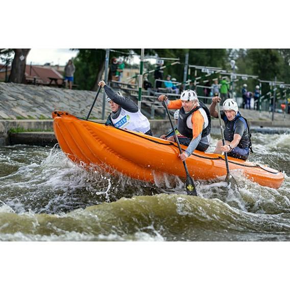 Gumotex Ontario 450 S - 6 Personen Schlauchboot Wildwasser Trekking Boot hier im Gumotex-Shop günstig online bestellen