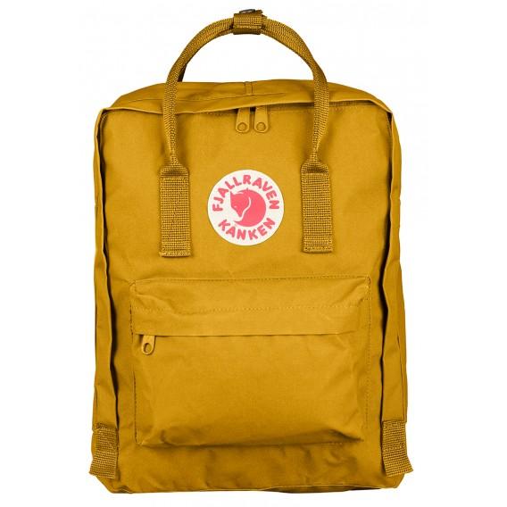 Fjällräven Kånken Freizeitrucksack Daypack ochre hier im Fjällräven-Shop günstig online bestellen