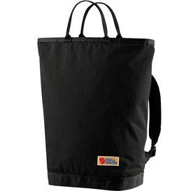 Fjällräven Vardag Totepack Freizeitrucksack Tasche black