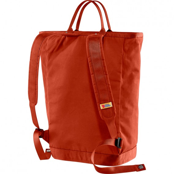 Fjällräven Vardag Totepack Freizeitrucksack Tasche cabin red hier im Fjällräven-Shop günstig online bestellen