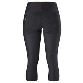 Fjällräven Abisko Trekking Tights 3/4 Damen Outdoor Leggings Trekkinghose black hier im Fjällräven-Shop günstig online bestellen
