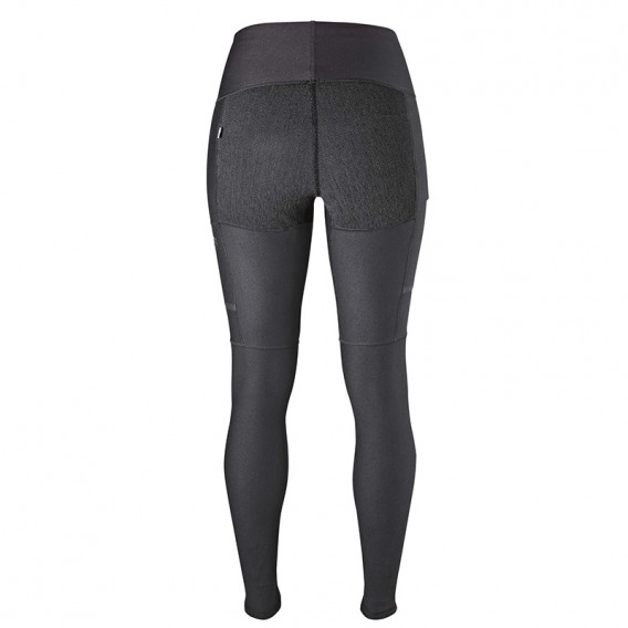 Fjällräven Abisko Trekking Tights Damen Outdoor Leggings Trekkinghose dark grey hier im Fjällräven-Shop günstig online bestellen