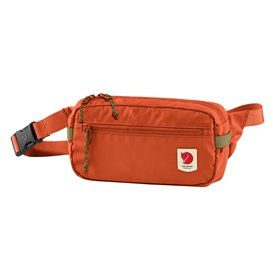 Fjällräven High Coast Hip Pack Hüfttasche Bauchtasche rowan red
