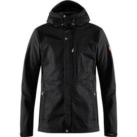 Fjällräven Kaipak Jacket Herren Übergangsjacke black hier im Fjällräven-Shop günstig online bestellen