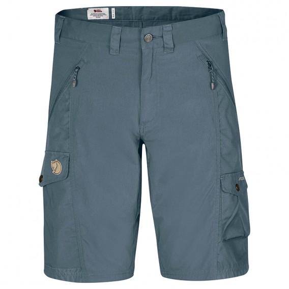 Fjällräven Abisko Shorts Herren kurze Wanderhose Trekkinghose dusk hier im Fjällräven-Shop günstig online bestellen