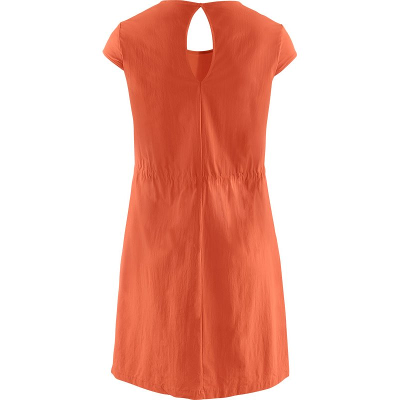 Fjallraven High Coast Lite Dress Damen Sommerkleid Outdoor Kleid Rowan Red Hier Im Kleider Rocke Online Shop Gunstig Kaufen