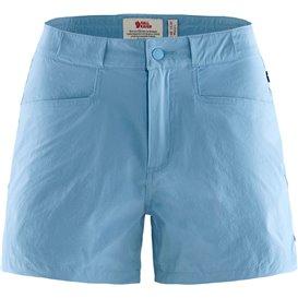 Fjällräven High Coast Lite Shorts Damen kurze Wanderhose Trekkinghose river blue