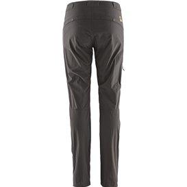 Fjällräven High Coast Lite Trousers Damen Wanderhose Trekkinghose dark grey hier im Fjällräven-Shop günstig online bestellen