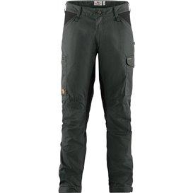 Fjällräven Kaipak Trousers Herren Wanderhose Trekkinghose dark grey-black hier im Fjällräven-Shop günstig online bestellen