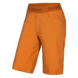Ocun Mania Shorts Herren Kurze Kletter Shorts Sporthose honey-ginger
