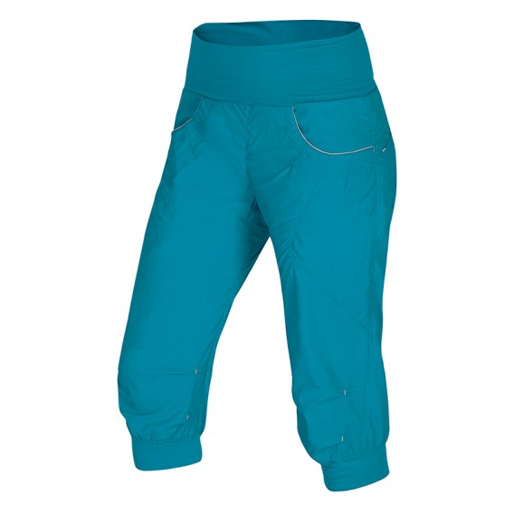 Ocun Noya Shorts Damen Kurze Kletter Shorts Sporthose enamel-blue hier im Ocun-Shop günstig online bestellen