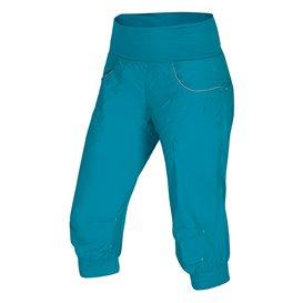 Ocun Noya Shorts Damen Kurze Kletter Shorts Sporthose enamel-blue