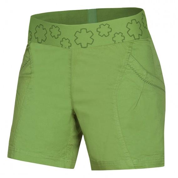 Ocun Pantera Shorts Damen Kurze Kletter Shorts Sporthose peridot hier im Ocun-Shop günstig online bestellen