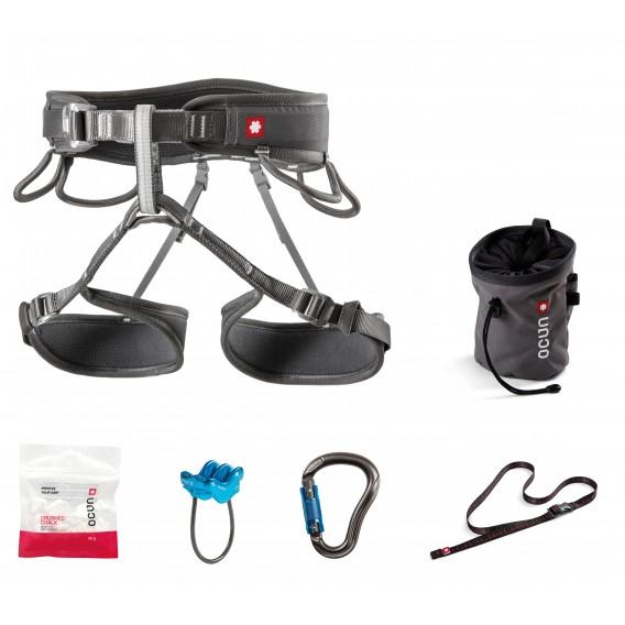 Ocun Twist Climbing Set Klettergurt mit Zubehör hier im Ocun-Shop günstig online bestellen