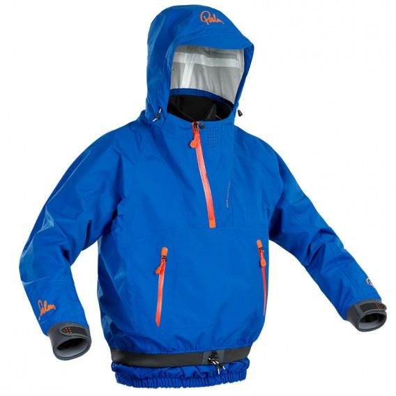 Palm Chinook Jacket Paddeljacke Wassersport Jacke cobalt hier im Palm-Shop günstig online bestellen
