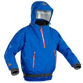 Palm Chinook Jacket Paddeljacke Wassersport Jacke cobalt