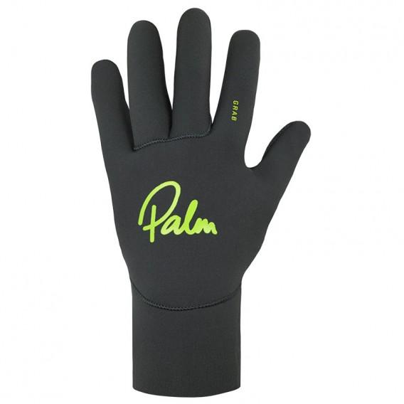Palm Grab Gloves Neopren Paddelhandschuhe jet grey hier im Palm-Shop günstig online bestellen