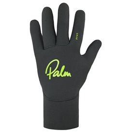Palm Grab Gloves Neopren Paddelhandschuhe jet grey