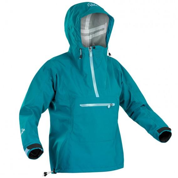 Palm Vantage Womens Jacket Damen Paddeljacke Wassersport Jacke teal hier im Palm-Shop günstig online bestellen