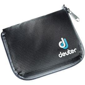 Deuter Zip Wallet mit Datenschutzfolie Geldbeutel Portemonnaie schwarz
