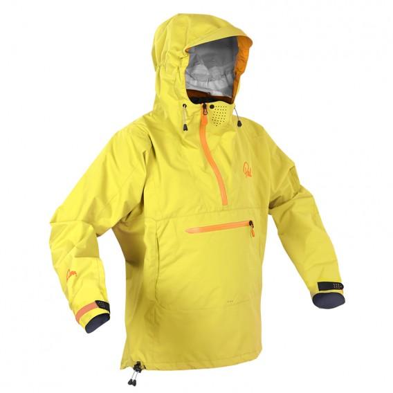 Palm Vantage Jacket Paddeljacke Wassersport Jacke yellow hier im Palm-Shop günstig online bestellen
