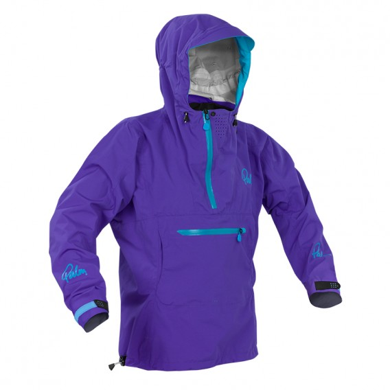 Palm Vantage Womens Jacket Damen Paddeljacke Wassersport Jacke purple hier im Palm-Shop günstig online bestellen