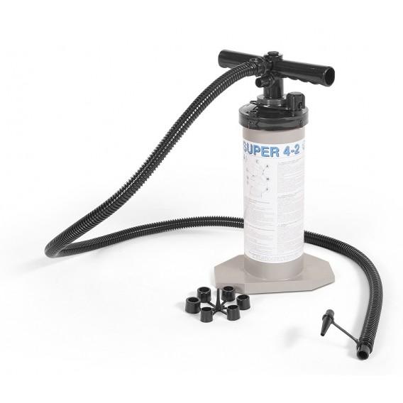 Gumotex 4/2 HP Pumpe Doppelhubkolbenpumpe 4L/2L High Pressure hier im Gumotex-Shop günstig online bestellen