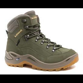 Lowa Renegade GTX Mid Damen Trekking Wanderschuh schilf-honig hier im Lowa-Shop günstig online bestellen