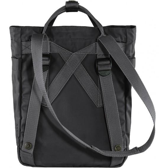 Fjällräven Kånken Totepack Mini Rucksack Umhängetasche Schultertasche black hier im Fjällräven-Shop günstig online bestellen