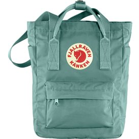 Fjällräven Kånken Totepack Mini Rucksack Umhängetasche Schultertasche frost green hier im Fjällräven-Shop günstig online bestell