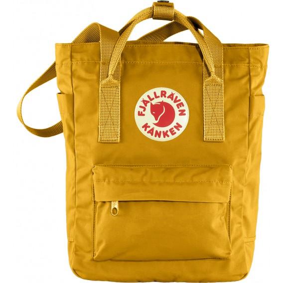 Fjällräven Kånken Totepack Mini Rucksack Umhängetasche Schultertasche ochre hier im Fjällräven-Shop günstig online bestellen