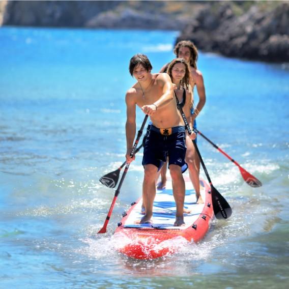 Aqua Marina Air Ship aufblasbares Stand Up Paddle Board SUP im ARTS-Outdoors Aqua Marina-Online-Shop günstig bestellen