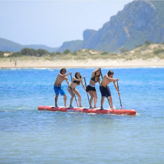 Aqua Marina Air Ship aufblasbares Stand Up Paddle Board SUP hier im Aqua Marina-Shop günstig online bestellen