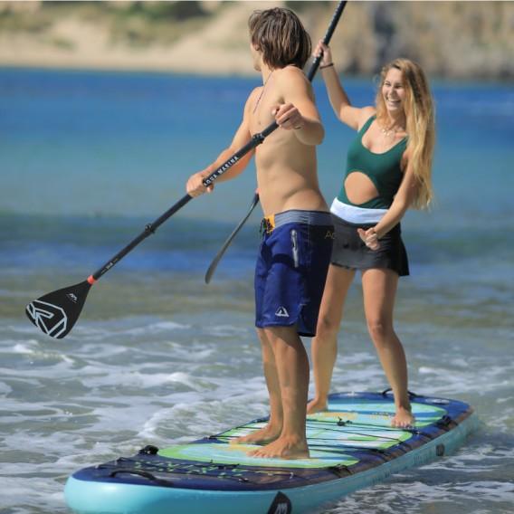 Aqua Marina Super-Trip Tandem aufblasbares Stand Up Paddle Board SUP hier im Aqua Marina-Shop günstig online bestellen