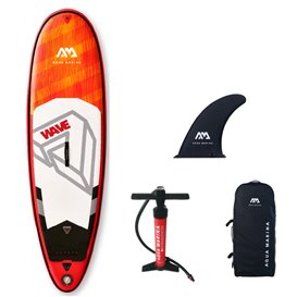 Aqua Marina Wave aufblasbares Stand Up Paddle Board SUP