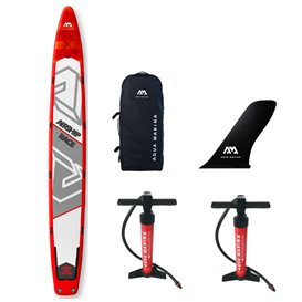 Aqua Marina Air Ship aufblasbares Stand Up Paddle Board SUP