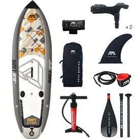 Aqua Marina Drift aufblasbares Stand Up Paddle Board SUP