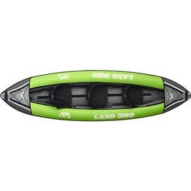 Aqua Marina Laxo 380 3er Kajak Schlauchboot Set mit Paddel und Pumpe hier im Aqua Marina-Shop günstig online bestellen