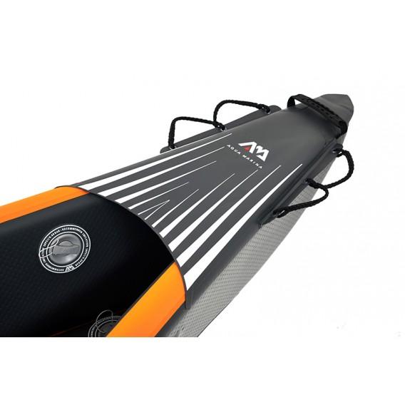 Aqua Marina Tomahawk AIR-K 440 2er Drop-Stitch Kajak Schlauchboot