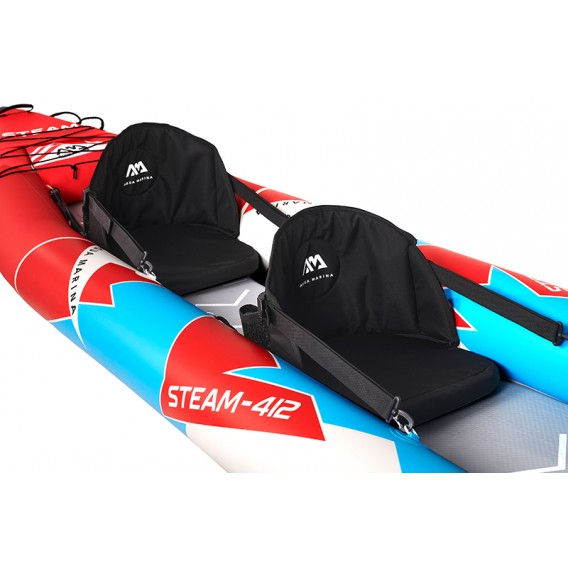 Aqua Marina Steam 412 2er Kajak Schlauchboot hier im Aqua Marina-Shop günstig online bestellen